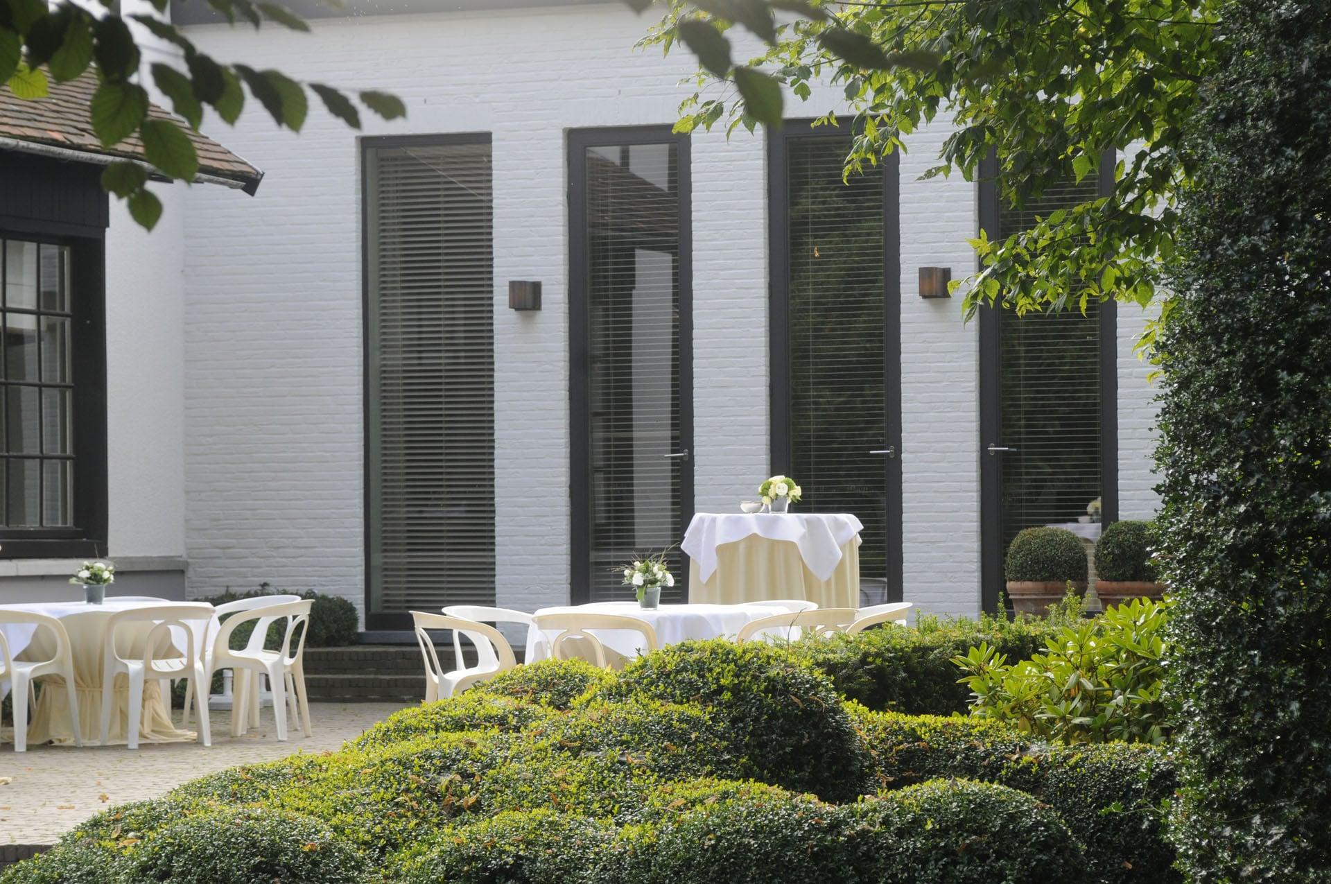 Tuin - Salons 't Groenhof
